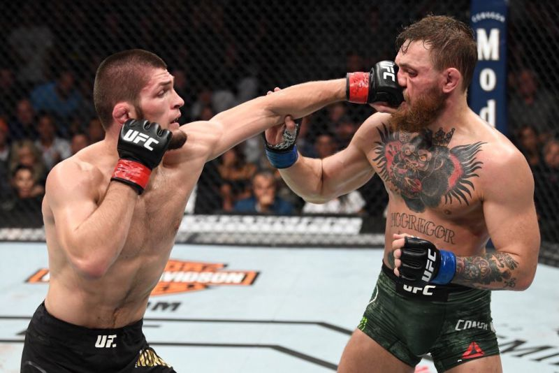 McGregor e Khabib suspensos após incidentes no UFC 229