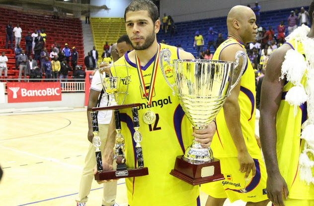 AfroLiga: Quezada no Top 5 da 'final four'