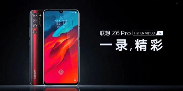 e2da6719c9 Lenovo Z6 Pro será apresentado amanhã na China. Conheça as especificações