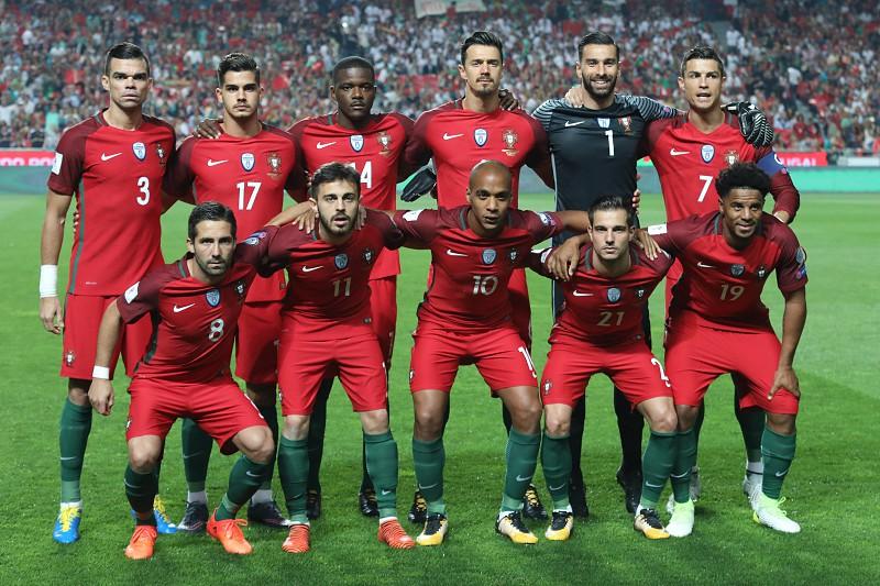 Mundial 2018  Já são conhecidos os números das camisolas de Portugal ... f787caebf70bc