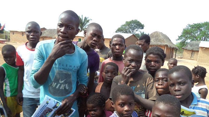 Namibe: Crianças abandonam escolas para fugirem à seca