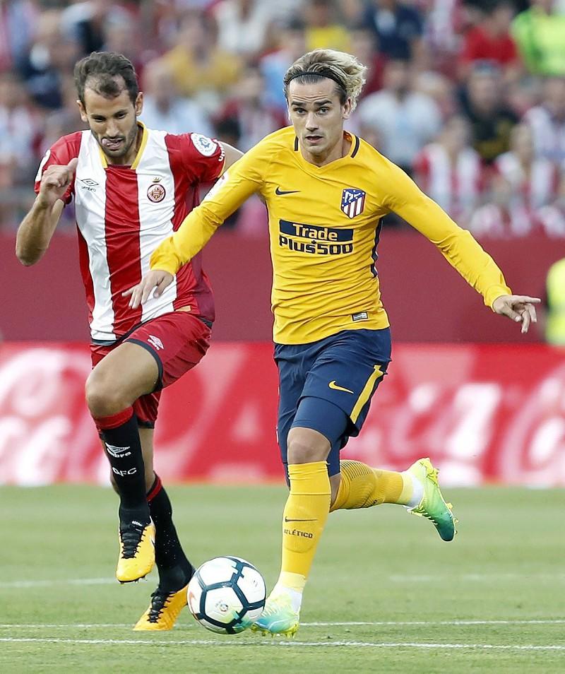 Download Video Barcelona Vs Girona 6 1: Griezmann Expulso Pela Primeira Vez No Empate Do Atlético