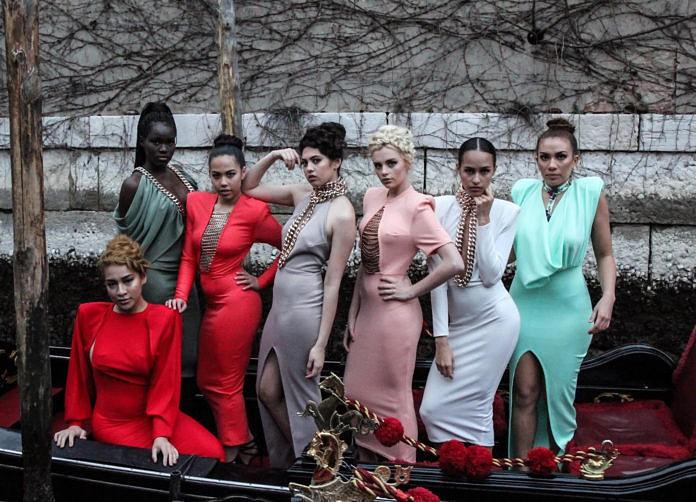 Tudo a postos para a Semana da Moda de Paris