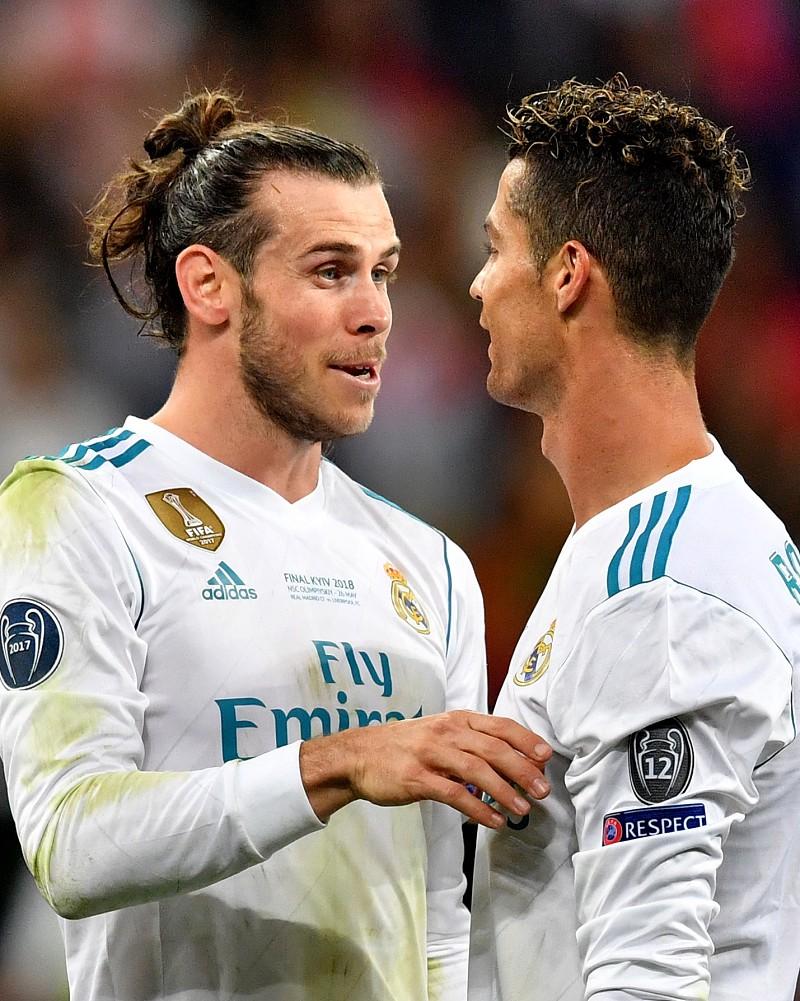 Ronaldo e a saída de Zidane