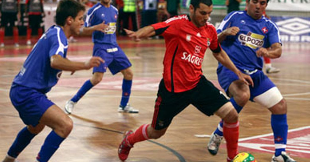 Benfica e Belenenses confiantes numa vitória - Futsal - SAPO Desporto 5c3d2dbebf30e
