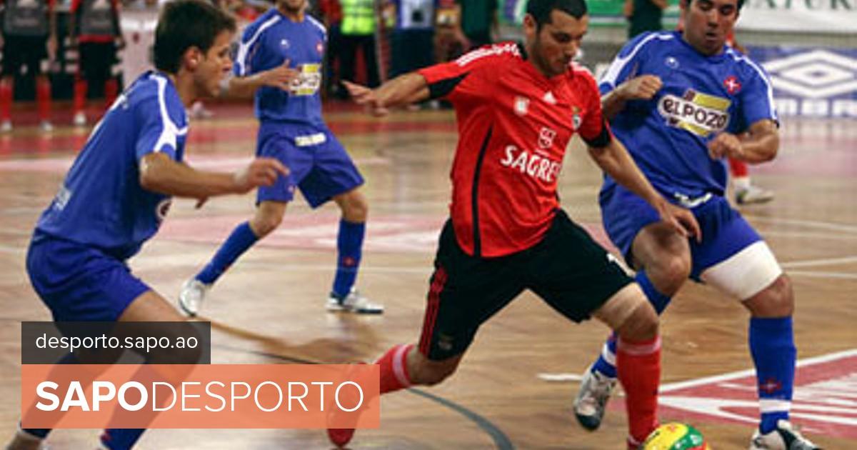 Belenenses recupera liderança - Futsal - SAPO Desporto 47d511beb018e