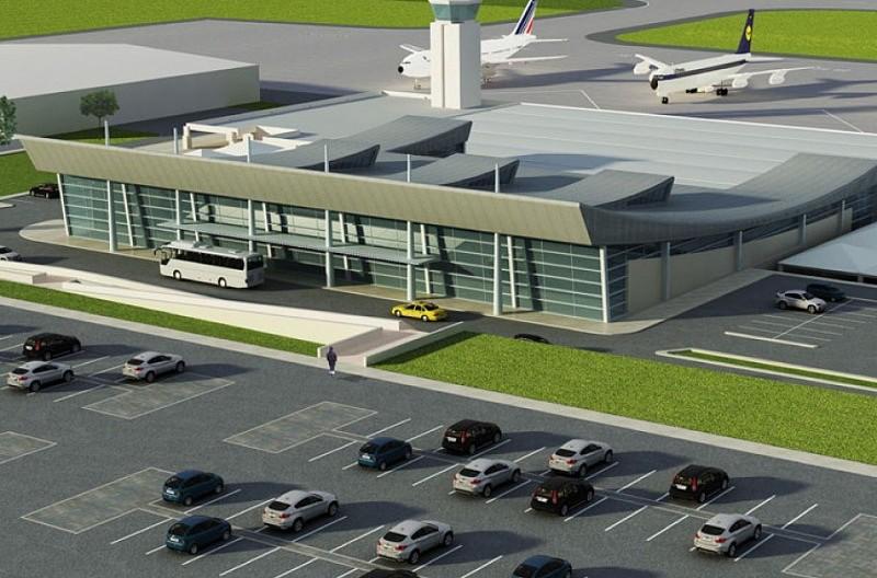 Aeroporto Beira Da Praia : Novo terminal de passageiros aumenta capacidade do