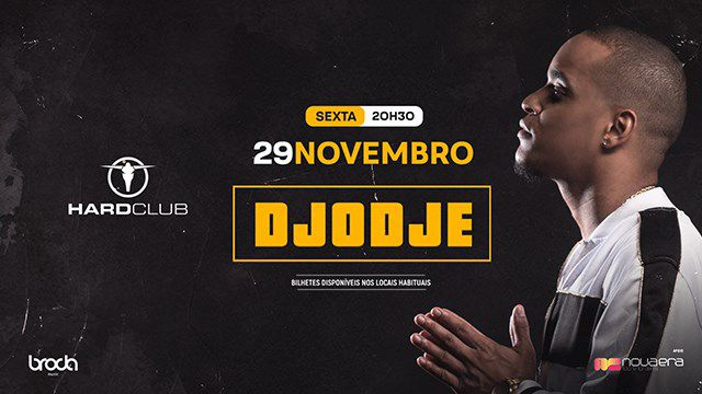 DJODJE NO HARD CLUB