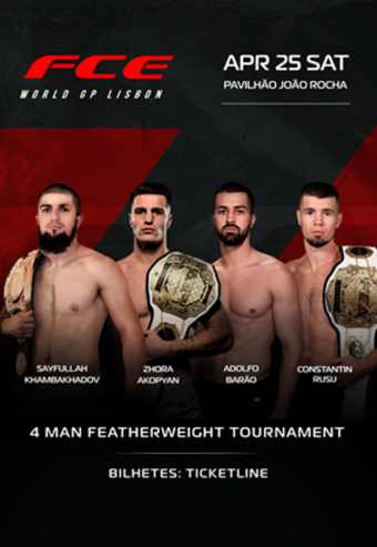Fce - Fighting Championship Events