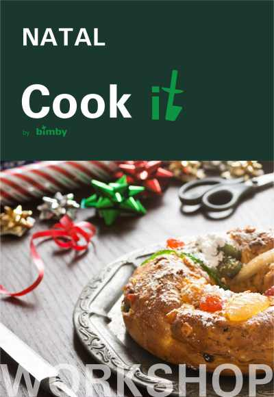 Cook It By Bimby -  Especial Natal(Restelo)