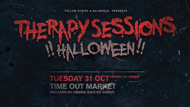 THERAPY SESSIONS HALLOWEEN