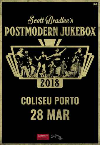 Scott Bradlee\'s Postmodern Jukebox