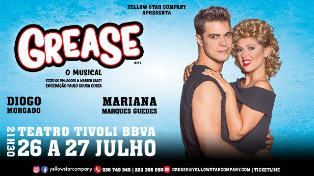 GREASE - O MUSICAL