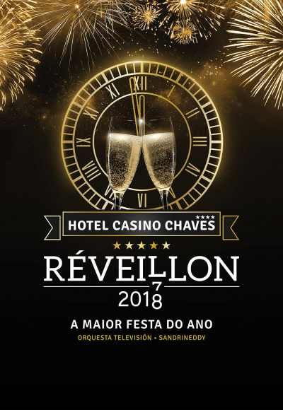 Réveillon Solverde No Hotel Casino Chaves