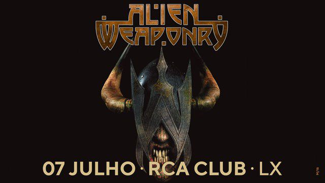 ALIEN WEAPONRY + SPECIAL