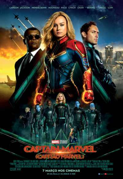Captain Marvel .3d