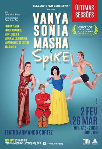 Vanya E Sonia E Masha E Spike