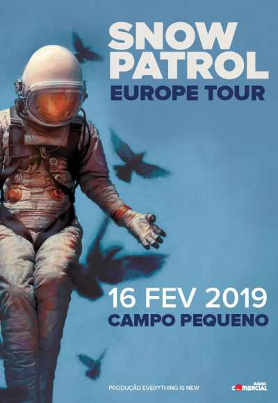 Snow Patrol - Europe Tour