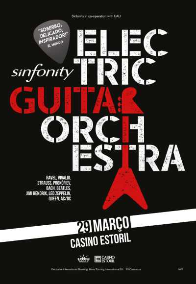 Electric Guitar Orchestra - Sinfonity