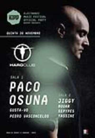 Neopop Presents Paco Osuna