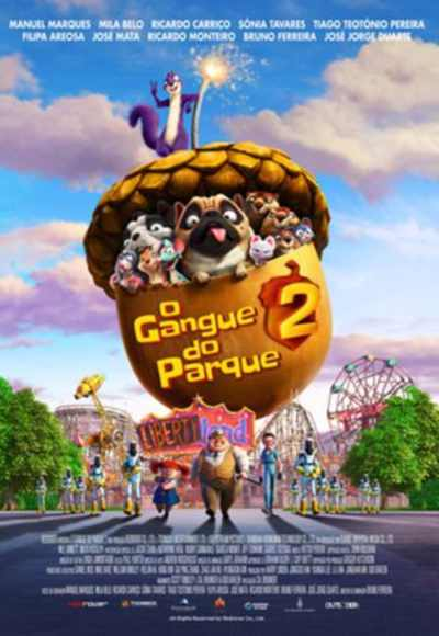 O Gangue Do Parque 2 .2d