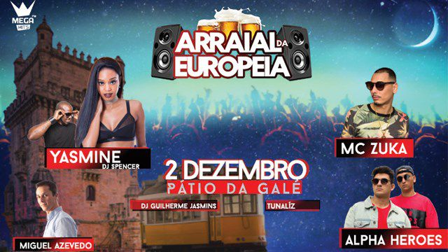 ARRAIAL DA EUROPEIA 2017