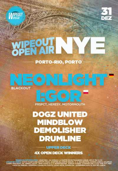 Wipeout Open Air Nye