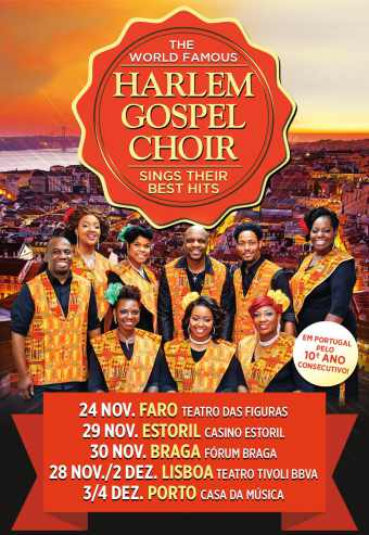 Harlem Gospel Choir Sings Their Best Hits