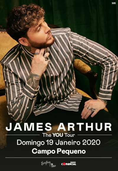 James Arthur - The You Tour
