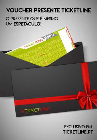Voucher Presente Ticketline
