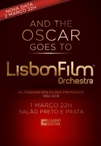 And The Oscar Goes To... Lisbon Film Orchestra