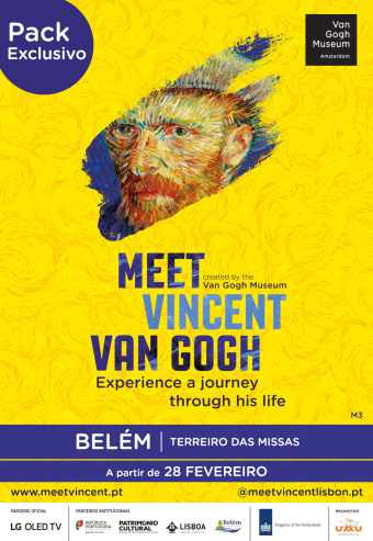 Pack Natal - Meet Vincent Van Gogh