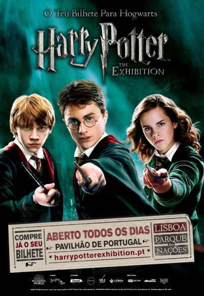Harry Potter- Abril 2020