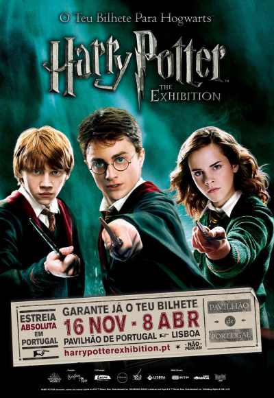 Harry Potter - Novembro 2019