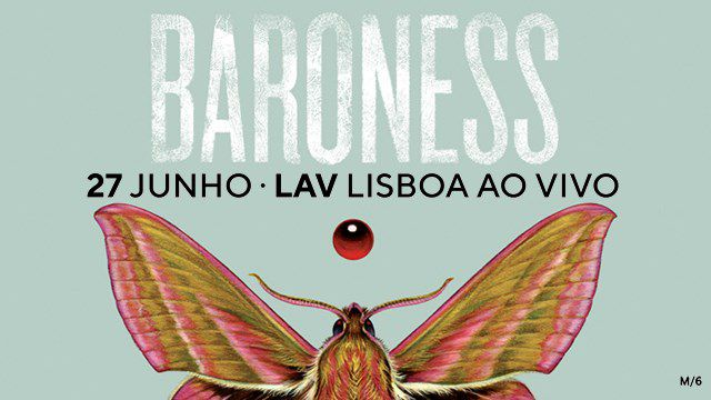 BARONESS + PROCESS OF GUILT