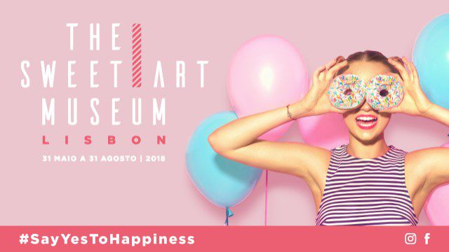 THE SWEET ART MUSEUM - SAY YES TO HAPPINESS