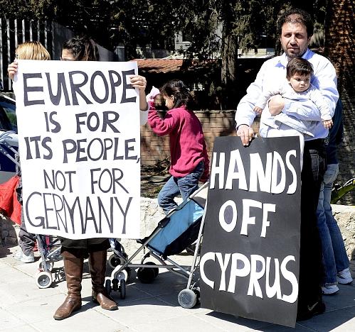 Crise no Chipre