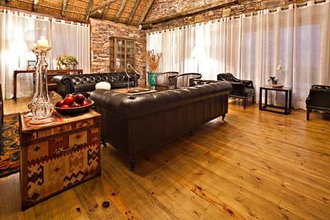 Lounge do Pululukwa Resort