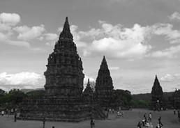 Os Templos de Prambanan