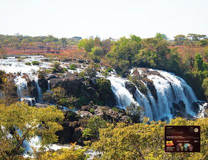 Quedas do Rio Chiumbe