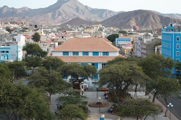 Vista para a Praça Nova