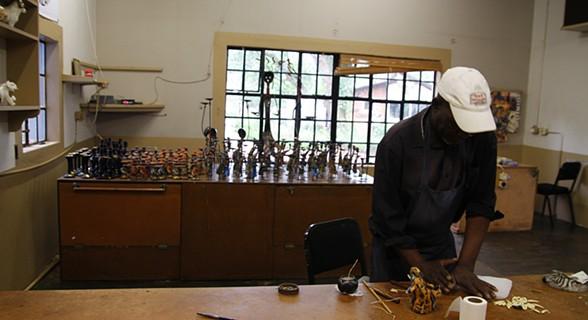 Swazi Candles