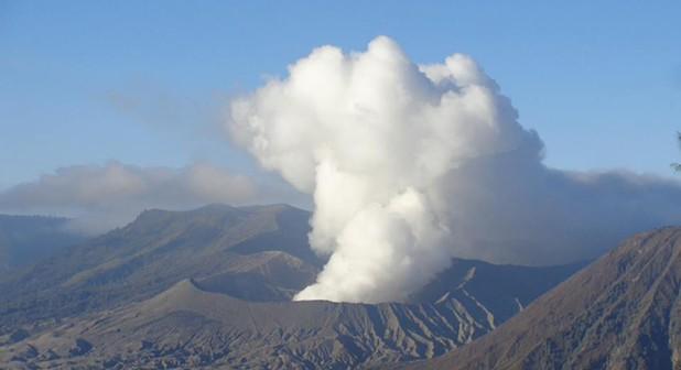 Viagens Soltas: Bromo, um vulcão ativo