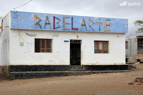 Rabelarte, onde são expostos os trabalhos artísticos