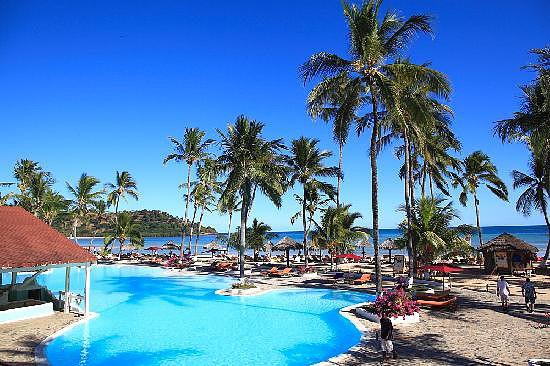 1 - Andilana Beach Resort, Nosy Be, Província de Antsiranana, Madagáscar
