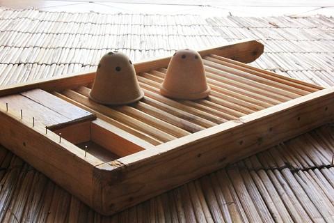Binde de barro para Cuscus