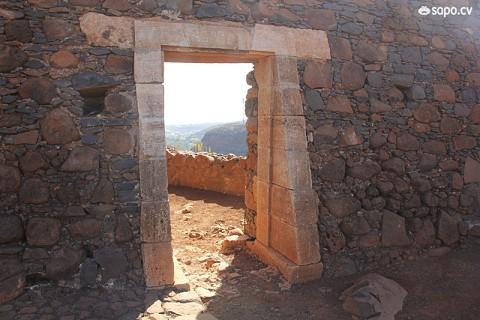 Entrada da Fortaleza Real de São Filipe