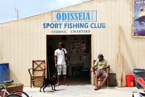 A Odisseia fornece serviços de viagem de barco