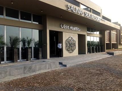 Fachada do Hotel | Salinas Sea