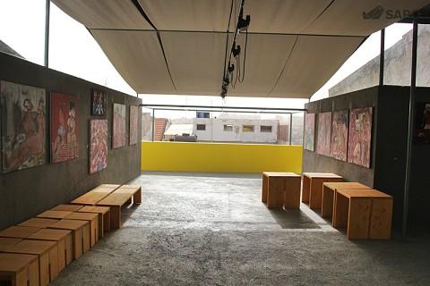 Pautcha Art é a primeira galeria de arte contemporânea da cidade da Praia.